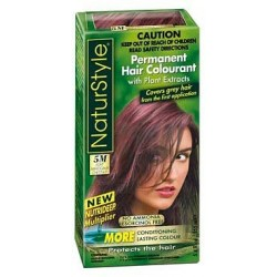 Natrurstyle Fire Red Hair Colour