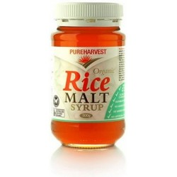 Pure Harvest Organic Rice Syrup 500gm RRP $7.00 MFH $5.65 Save $1.35