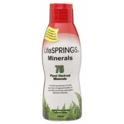 LifeSprings Colloidal Minerals 500ml $35.75
