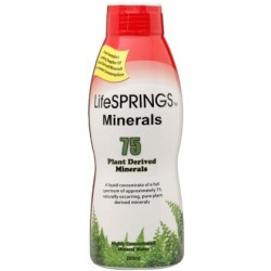 LifeSpringsColloidal Minerals 200ml