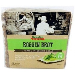 Natures First Organic Long Life Rye Bread 500g RRP 5.30 SAVE $1.00