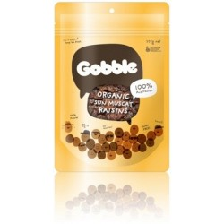 Gobble Organic Sun Muscat Raisins 6 Pack 240g RRP $4.25 SAVE .80c