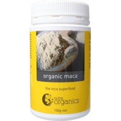 Nutra Organics Maca Powder 150gm