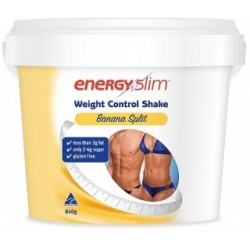 Energy Slim Banana Split 840gm Shake & Serve