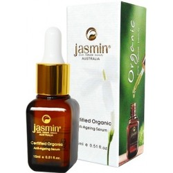 Jasmin Anti-Aging Serum 15ml Organic