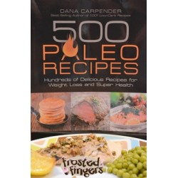 500 Paleo Recipes Book