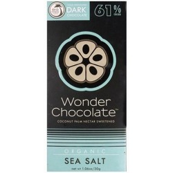 Big Tree Farms Wonder Chocolate Org Raw Dark Choc Sea Salt