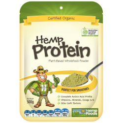 Hemp Protein Powder – 500g