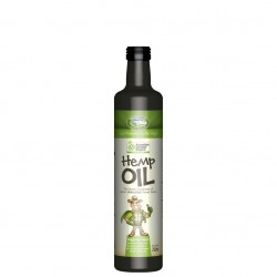 Hemp Oil 250ml Cert. Organic by Hemp Foods Australia