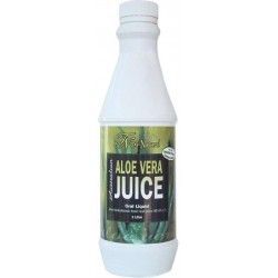 Aloe Vera Natural Juice with Micropulp & Lemon 1Lt Tri-Natural