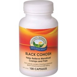 Nature's Sunshine Black Cohosh 100 caps