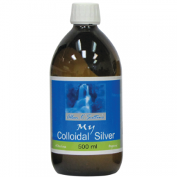 Allan K Sutton My Colloidal Silver*Glass 500ml