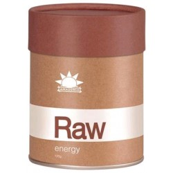 Amazonia Raw Energy Workout 120gm.