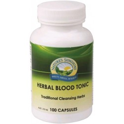 Nature's Sunshine Herbal Blood Tonic 100c