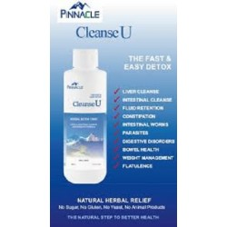 Pinnacle Cleanse U Liquid Complete Fast Detox
