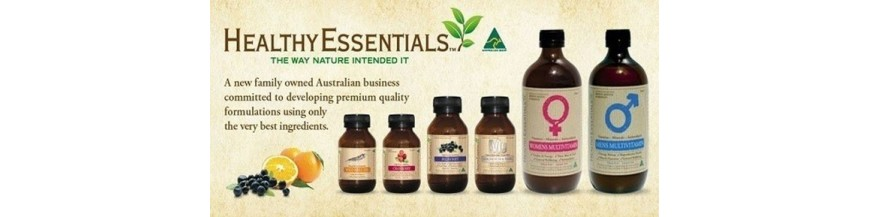 Healthy Essentials Range
