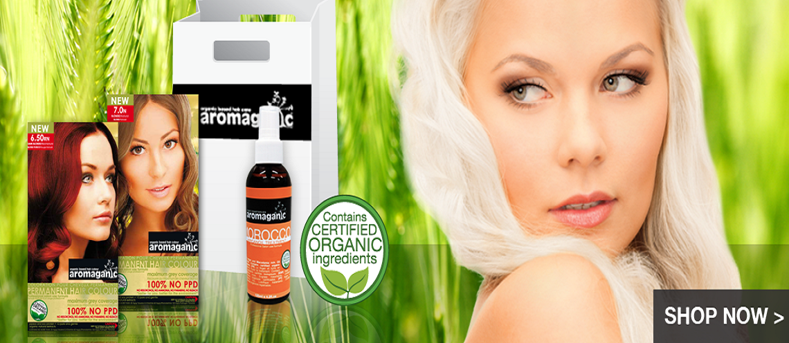 Aromaganic Organic Hair Colour