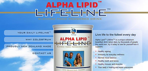Alpha Lipid Colostrum